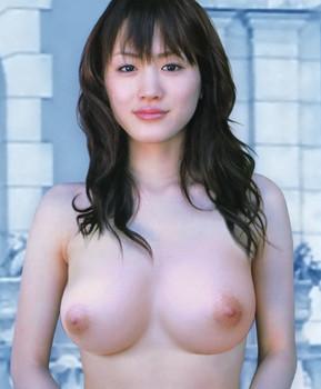 Haruka Ayase fake nude photo