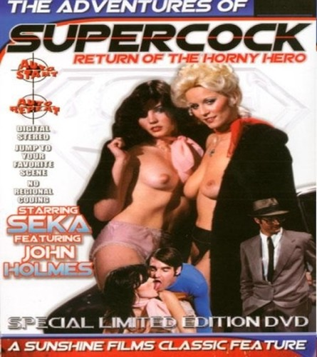 The Adventures Of Supercock Return Of The Horny Hero (1989)