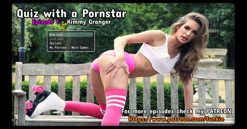 Funkie - Quiz with a Pornstar - Cimmi Granger – Episode 1 Completed