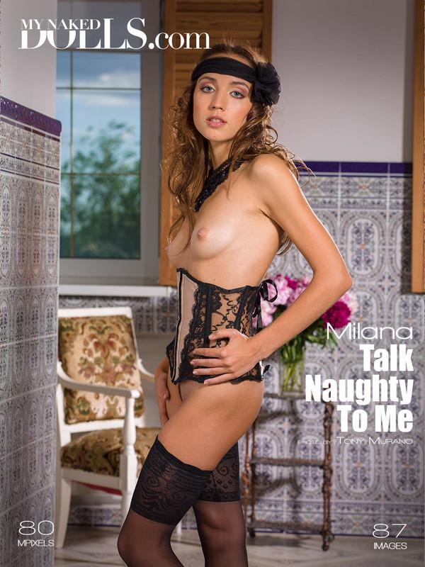 Milana - Talk Naughty To Me (2019-02-17)