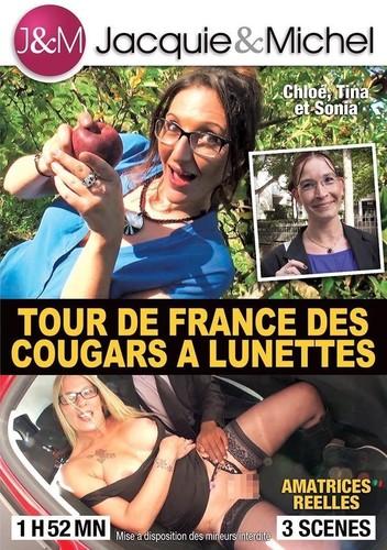 Amateurs - Tour De France Des Cougars À Lunettes  [SD]