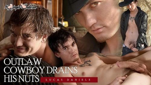 SwinginBalls - Outlaw Cowboy Drains His Nuts