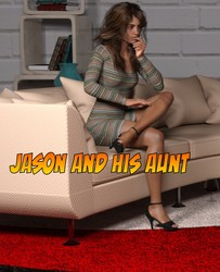 Jason and His Aunt by PacificDreamer