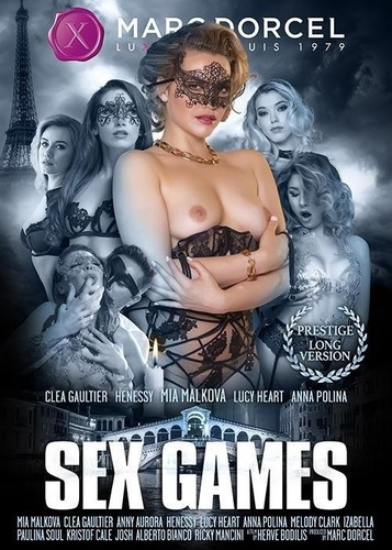 Making Of - Sex Games  [SD]