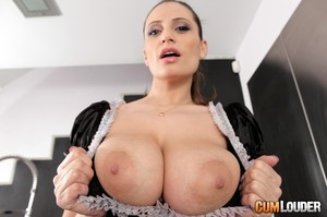 Sensual Jane - The boy and the maid