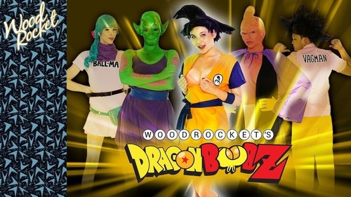 Dragon Boob Z: Dragon Ball Z Porn Parody  [HD]