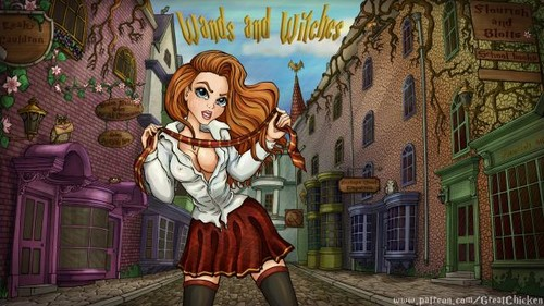 Wands and Witches - Version 0.76 + Walkthrough by Great Chicken Studio