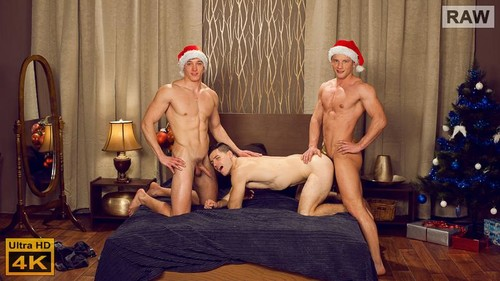 WilliamHiggins – Xmas Wank Party #91 Raw