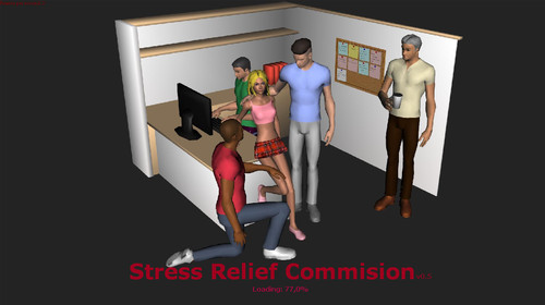 Mike Velesk - Stress Relief Commision - Version 0.5